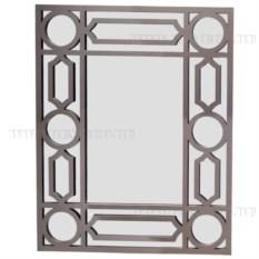 Настенное зеркало с орнаментом