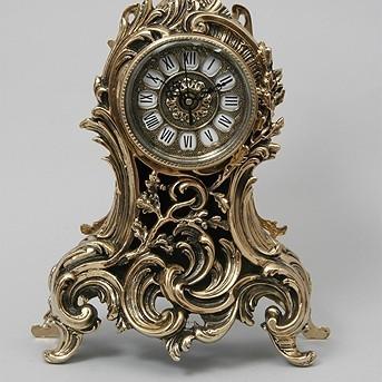 Каминные часы Silva