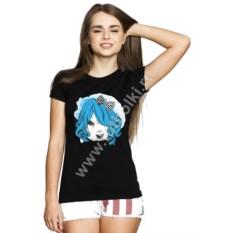Женская футболка Собачка Мальвина