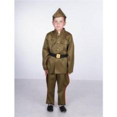 Солдатский костюм для мальчика