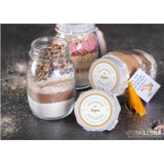Набор для приготовления печенья «Красивая баночка на полку»