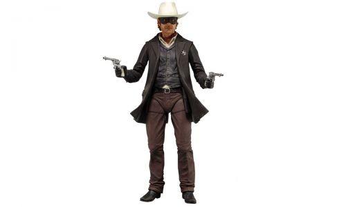 Фигурка Lone Ranger из к/ф Одинокий рейнджер
