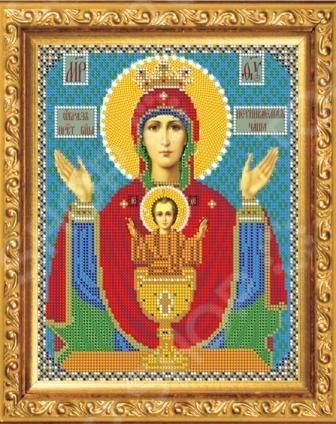 Набор для вышивания «Пресвятая Богородица. Неупиваемая Чаша»