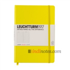 Medium Notebook Lemon от Leuchtturm1917