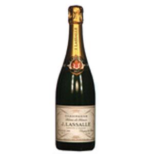 Вино Champagne J. Lassalle  Blanc de Blancs