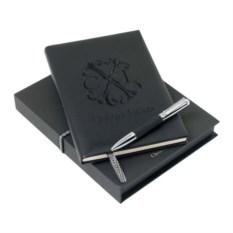 Набор Yavia: блокнот, шариковая ручка