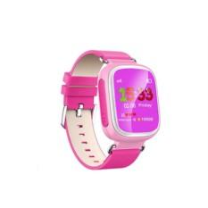Розовые умные детские часы с GPS Smart Baby Watch Q60S