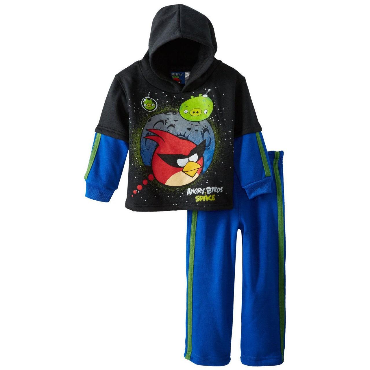 Angry Birds Одежда Для Детей