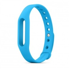 Ремешок для фитнес-браслета Xiaomi Mi Band Blue