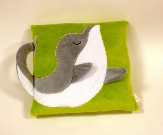 Подушка декоративная детская Дельфин