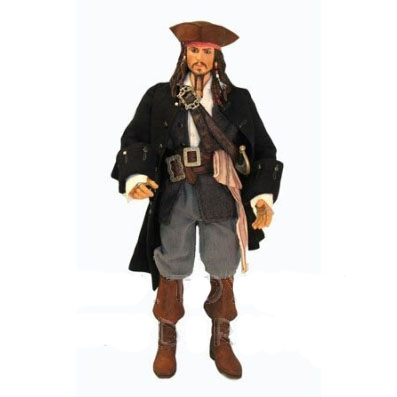 Фигурки пиратов
