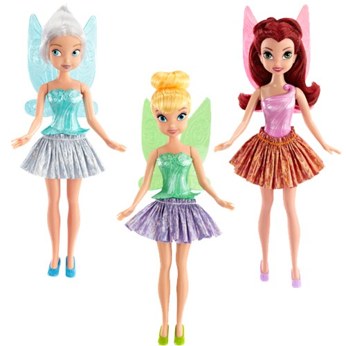 Кукла Disney Fairies, 23 см.