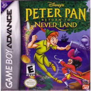 Игра для Game Boy Advance: Питер Пен