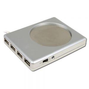 USB Нагреватель для чашки с хабом