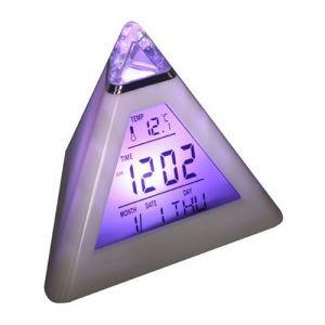 Будильник-антистресс Пирамида