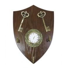 Подарочная ключница с композицией Время