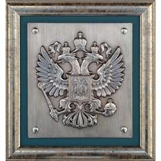 Плакетки Эмблема Пограничная служба России