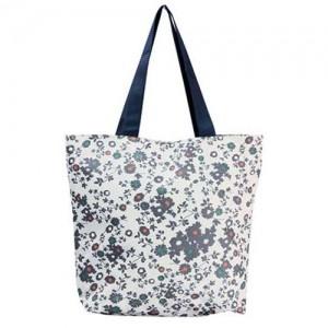 Эко-сумка средняя Луговые цветы