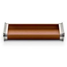 Овальная коричневая подставка Graf von Faber-Castell