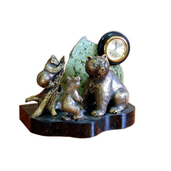 Часы «Три медведя»