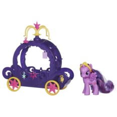 Игровой набор My Little Pony Карета для Твайлайт Спаркл