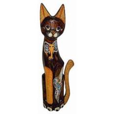 Прикольная статуэтка Кот (высота 100 см)