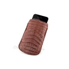 Чехол для iPhone из кожи каймана