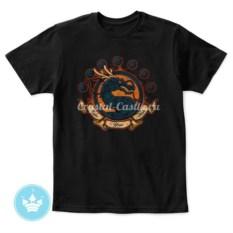 Детская футболка из хлопка Mortal Combat