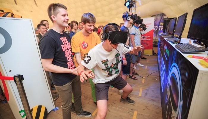 «Виртуальная реальность» на вашей вечеринке