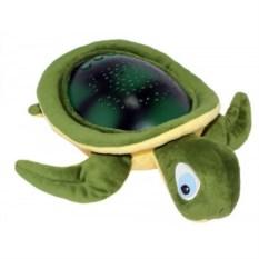 Игрушка и ночник-проектор звездного неба Черепашка Челси