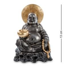 Декоративная статуэтка Хотэй , высота 12,5 см