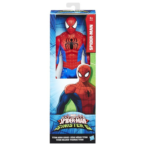 Фигурка Совершенный Человек-Паук от Hasbro