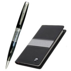Набор ручка и записная книжка Pierre Cardin