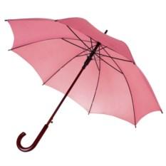 Розовый зонт-трость Unit Standard