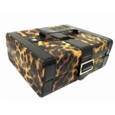 Леопардовая шкатулка для ювелирных украшений Valise