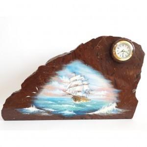 Настольные часы Скала