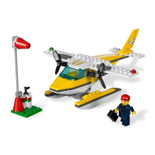 Lego City «Гидросамолёт»