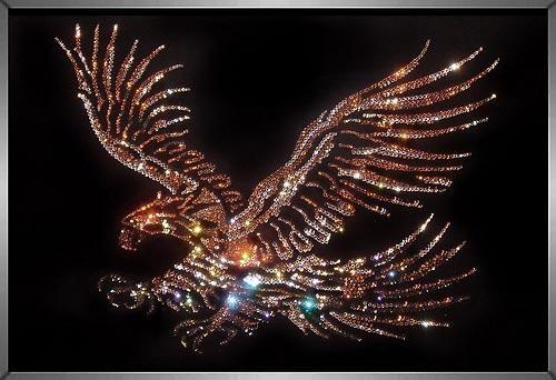 Настенное панно Орел