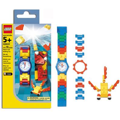 Детские часы LEGO Make & Create