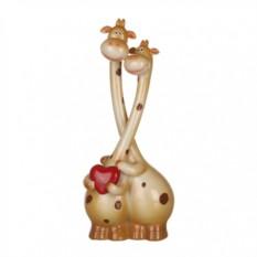 Фигурка Влюбленные жирафы