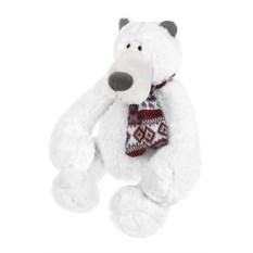 Мягкая игрушка Миша с шарфиком