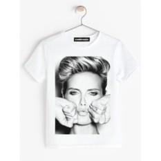 Детская футболка Heidi Klum 2