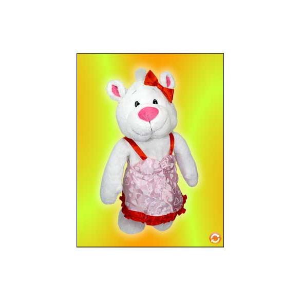 Игрушка «Медведица-красавица»