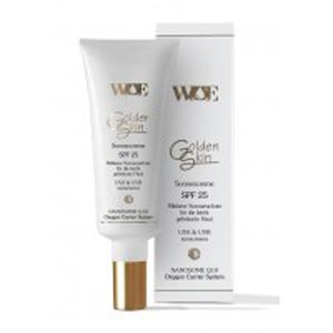 Солнцезащитный крем SPF 25 Golden Skin
