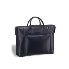 Деловая синяя сумка Brialdi Atlanta