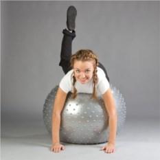 Массажный мяч для фитнеса Фитбол-75 Плюс Massage Ball
