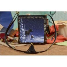 Женская сумка-планшет Волшебная сказка Elole Design