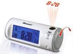 Проекционные часы с будильником Chaonei