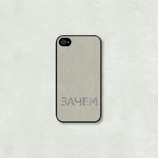 Чехол для телефона iPhone 6, 6S Why