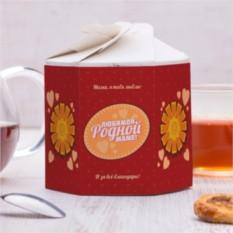 Именной чайный набор Для мамы 2